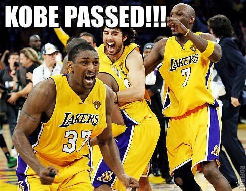 Can't get over these (Laker memes) - Basketball Clips & Photos ...