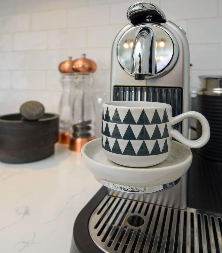 Kitchen Decor Ideas - Coffee Machine Kitchen - Belson Design Interiors