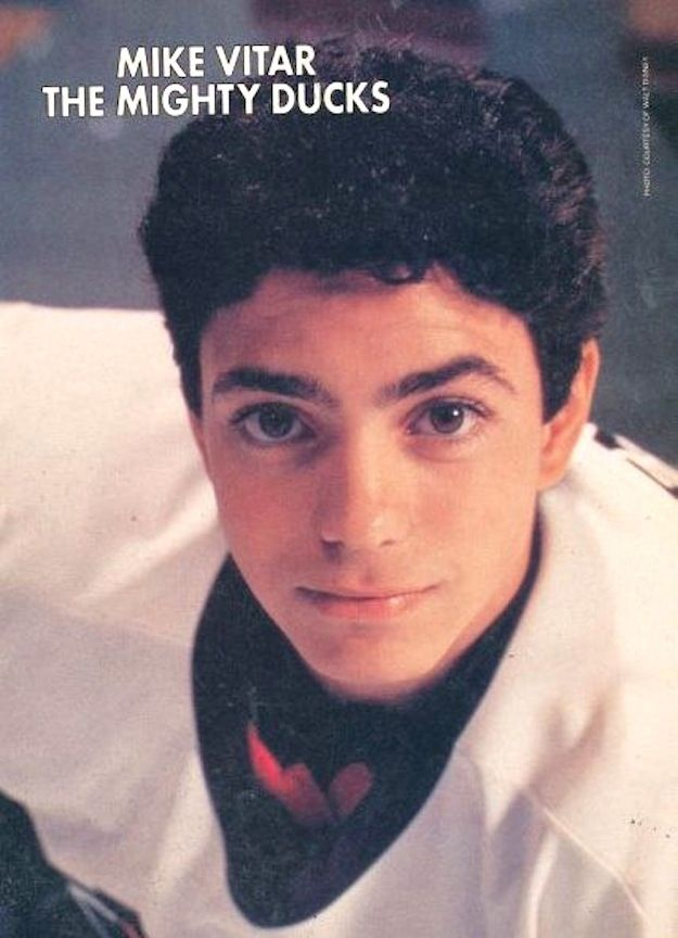 """Benny """"The Jet"""" Rodriguez and 99 other """"heartthrobs"""" of the 80s and 90s"""