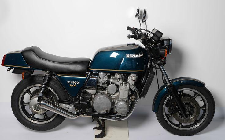 Kawasaki Z1300 1977