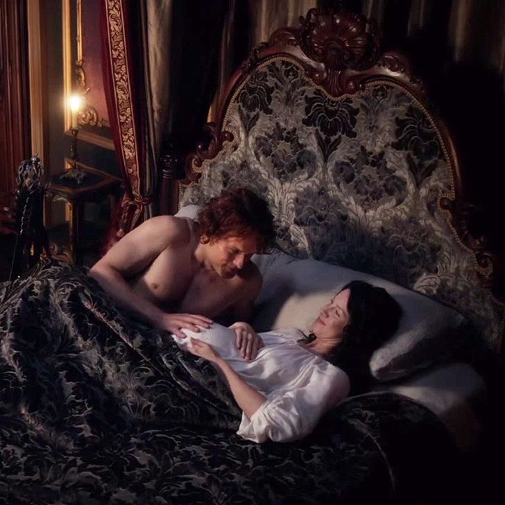 Outlander: The Season 2 Trailer Is About to Make You Very Happy