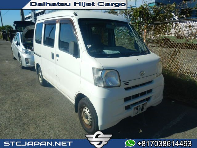 Daihatsu Hijet Cargo Ready For Shipment To Import A Car From