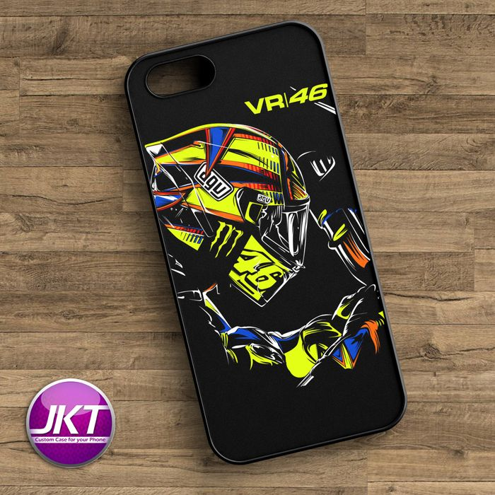 Valentino Rossi (VR46) 007 Phone Case for iPhone, Samsung, HTC, LG, Sony, ASUS Brand #vr46 #valentinorossi46 #valentinorossi #motogp
