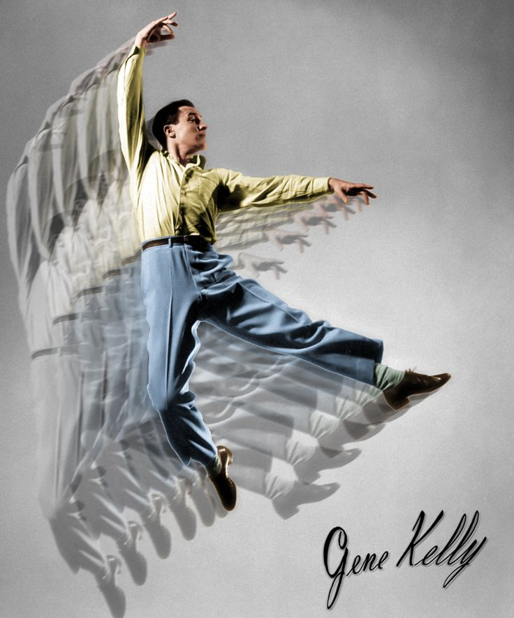 140 best GENE KELLY----DANCER images on Pinterest | Gene kelly ...