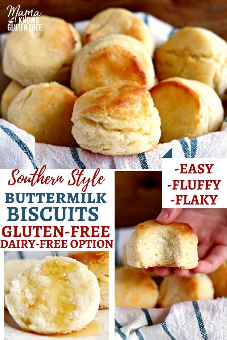 An Easy Recipe For Gluten Free Biscuits That Make Fluffy And Flaky
