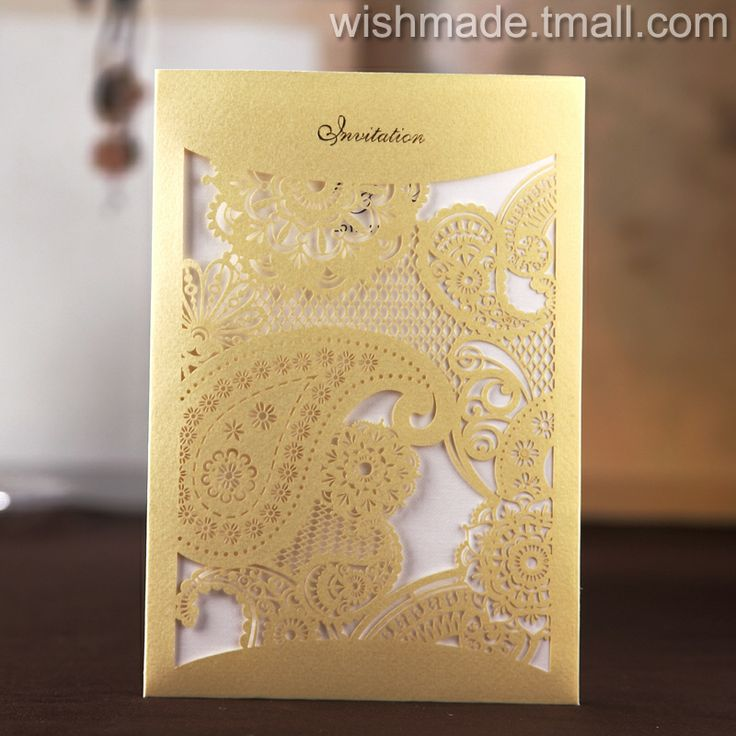 muslim wedding card invitation quotes%0A pocket wedding invitation cards unique wedding invitation laser cut wedding  invitation card