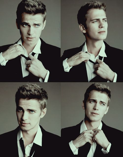 Hayden Christensen...i've loved him since Life as a House