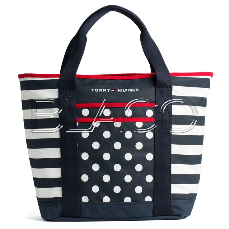 Tommy Hilfiger Splash Tote Midnight