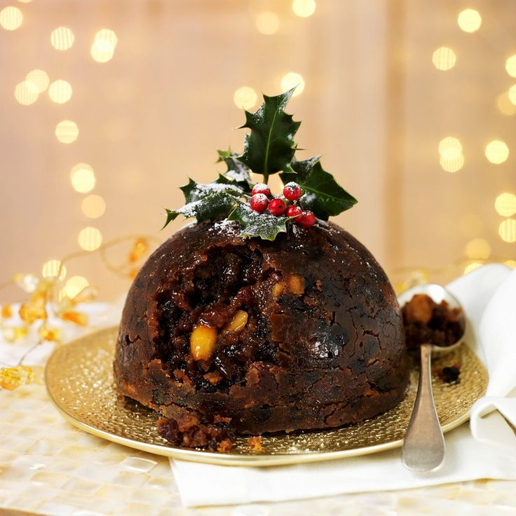 Christmas pudding - Baking Mad