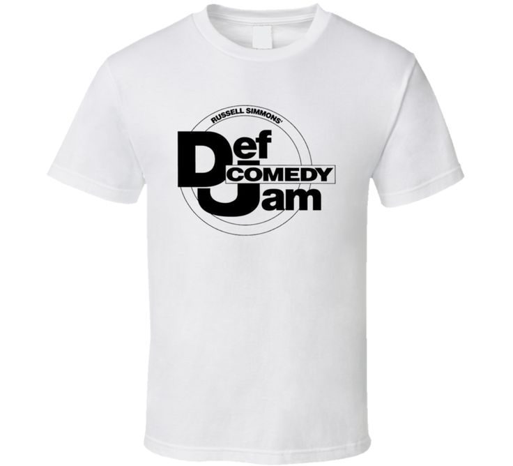 If you like this shirt, click Here to see our entire Tshirt collection  Order your very own Def Jam Comedy Russell Simmons Tv Show Fan T Shirt. It won't be around forever so buy yours here today! Shop our huge selection of high quality, graphic apparel. Each sports themed design is offered on a variety of sizes and styles including; t shirts, hoodies, aprons and even baby one-pieces! This product is pre-treated to ensure quality and longevity of the graphic. Buy one for yourself, or treat…