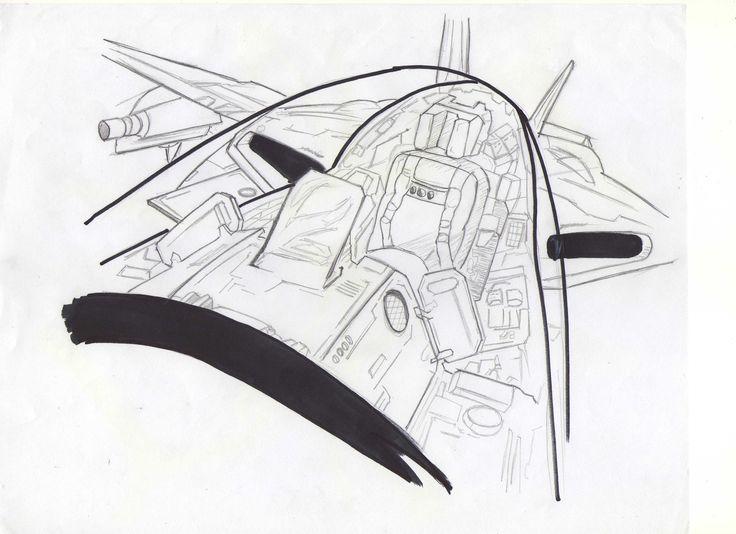 Cabina VF-1