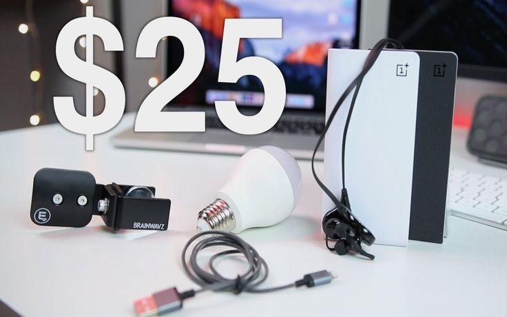 Best Tech Under $25 - Episode 1