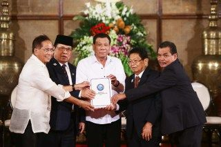 By: Genalyn D. Kabiling An autonomous Bangsamoro region will soon be a reality. President Duterte vowed to certify as urgent the proposed Bangsamoro Basic Law for its swift passage in Congress, saying he would pose no objection to provisions consistent with the Constitution.  President Rodrigo...