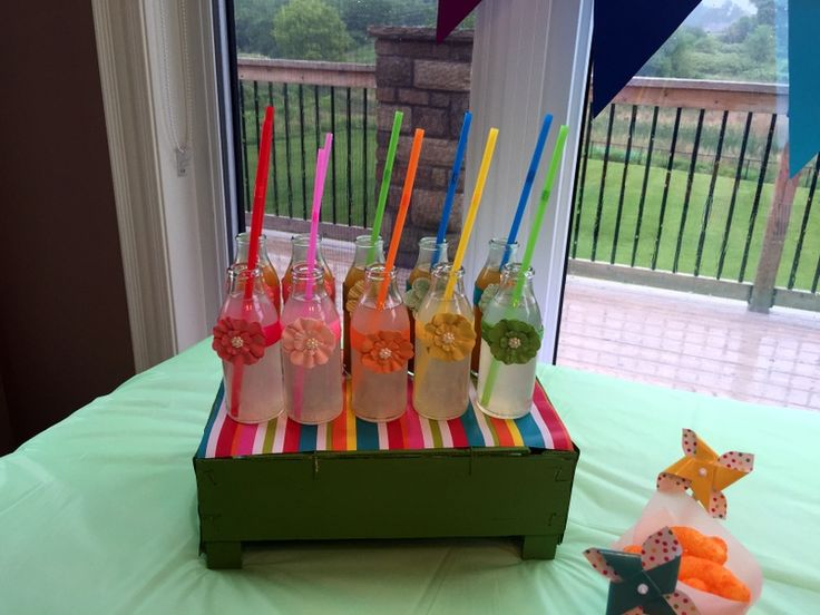 17 best images about rainbow coloured wishes birthday on for Michaels crafts birthday parties