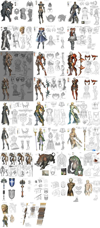ilustradores anime