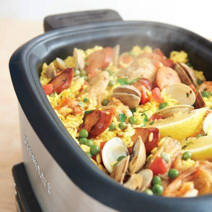 Recipes | Paella | Sur La Table | Cuisinart Multicooker