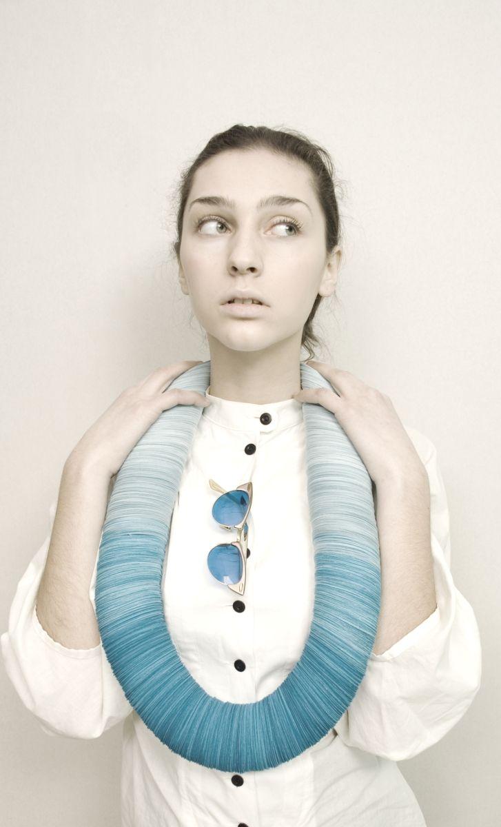"Bea Szenfeld - Whatever Forever - ""haute-papier"" collection by Bea Szenfeld - http://www.szenfeld.com/category/art-fashion"