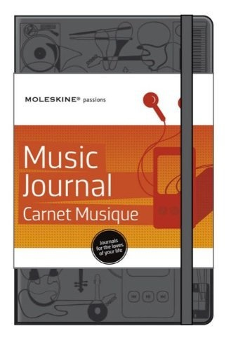Moleskine Passion Music Journal