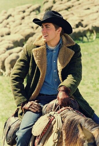 best brokeback mountain images girls my girl  jack twist in brokeback mountain