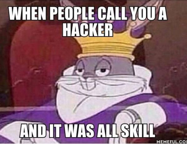 This has happened to me before. Its eithee skill, or lag is on ny side which makes it look like i hacked *cough* minecraft *cough*