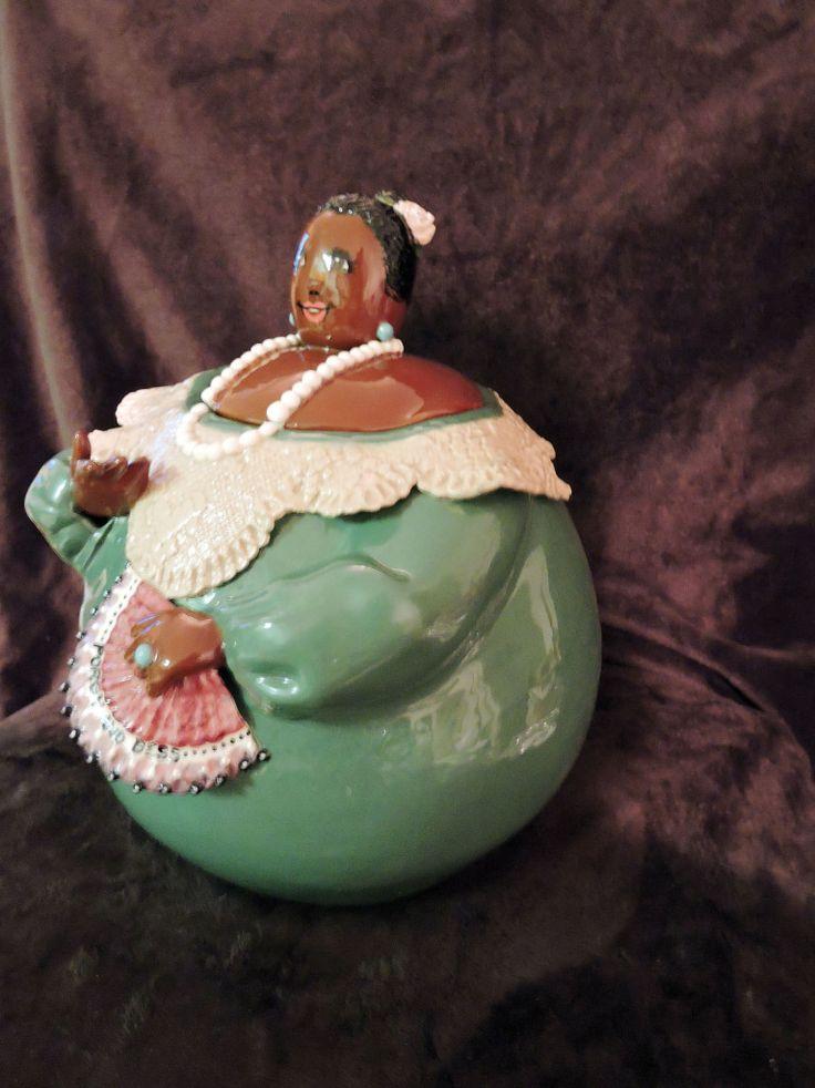 346 Best African American Cookie Jars Images On Pinterest