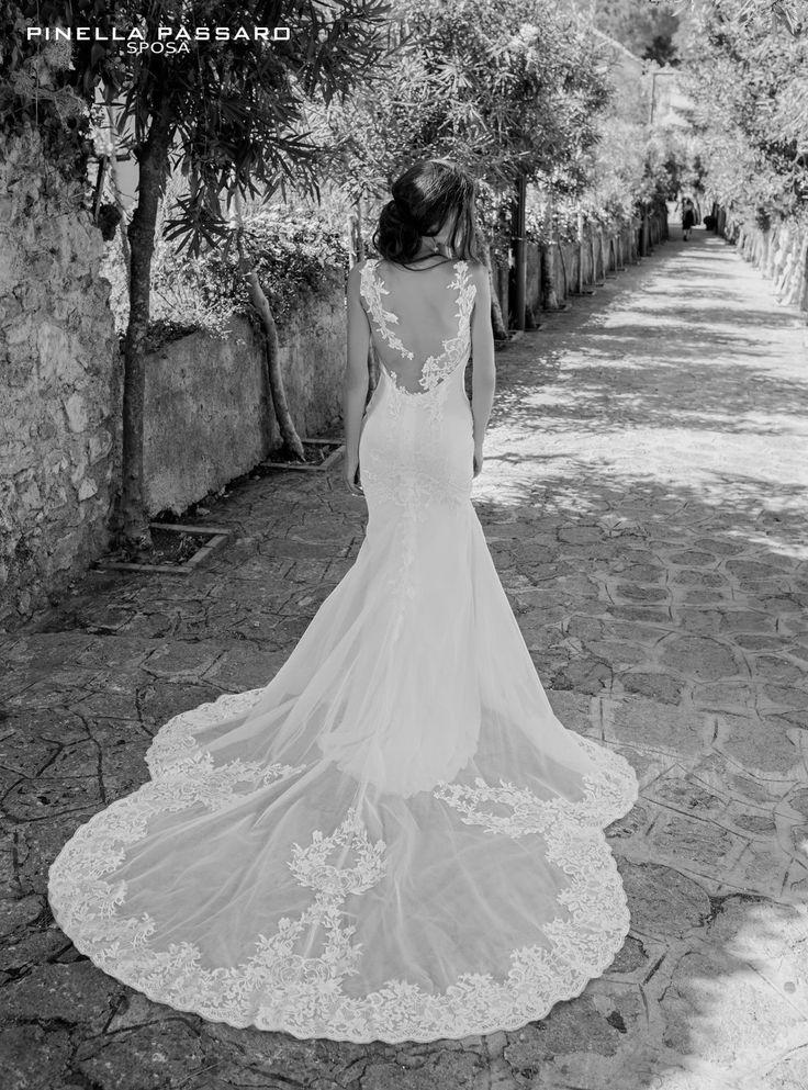 """Collezione Pinella Passaro Sposa 2016 """"Wedding in Ravello"""" www.passarosposa.it #pinellapassaro #passarosposa"""