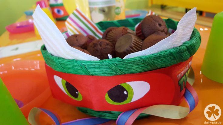 Überraschung! Eine gelungene Turtles-Feier zum 5. Geburtstag.
