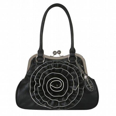 Ooh La La - Ooh La La Bags | Oohlala Handbags | Oohlala Designer Handbags | Oohlala Accessories | Oohlala Jewellery - OL-0125 VERSEILLES FRAMED TOTE BAG