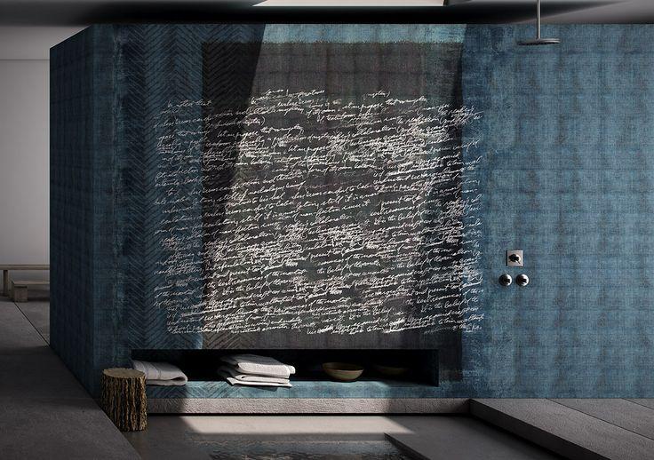 """Wallcovering Natural Surfaces: """"Kurabo"""" by Glamora"""