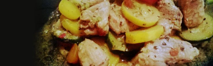Pork dish: for meat