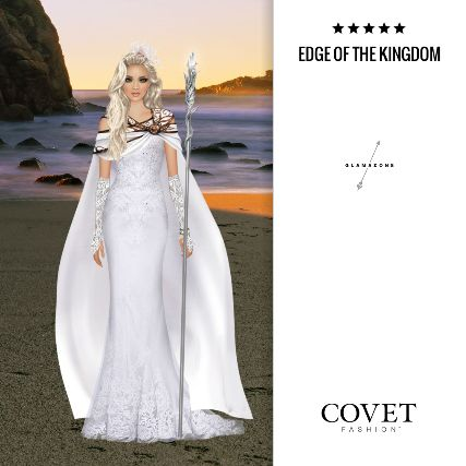 Covet Fashion v2 - Daily: Edge of the Kingdom ✨5.56 (4.87 from votes)