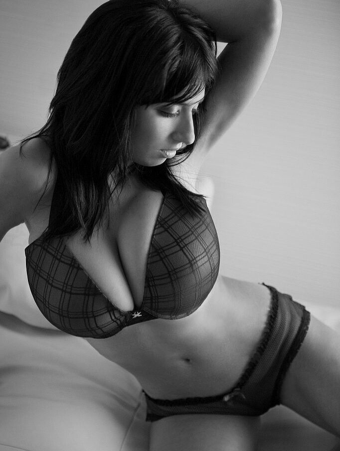 Jana Defi - tartan smooth bra