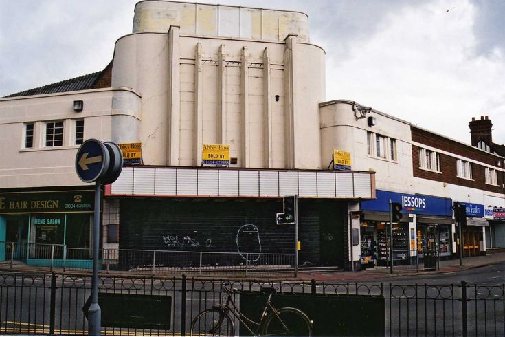 ABC Cinema - Northampton - originally the Savoy