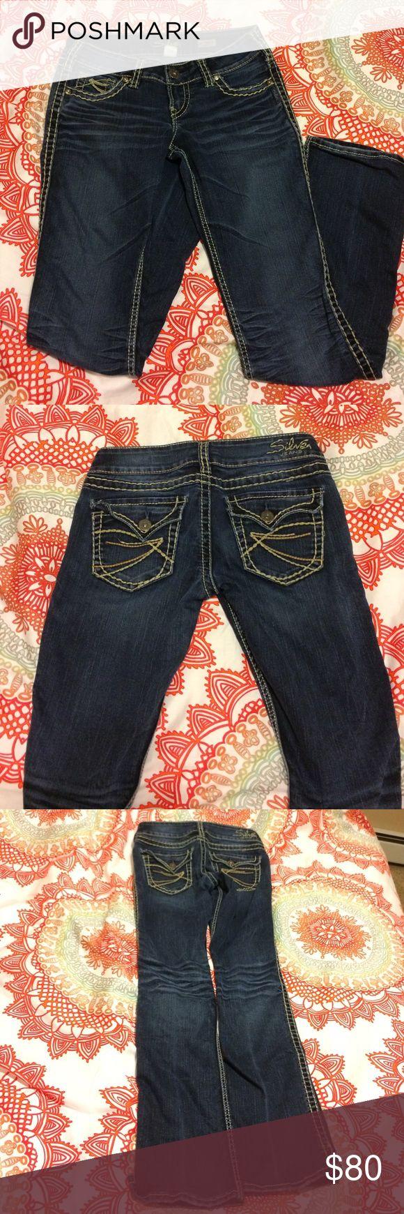 Silver jeans McKenzie slim boot cut