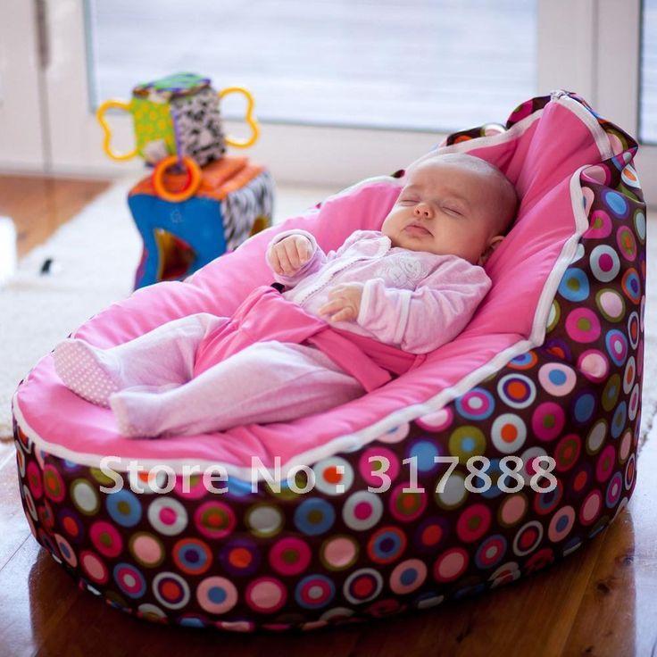 Free Shipping Original Doomoo Seat Color Bubbles Baby Beanbag Newborn Portable Chair On AliExpress 3788