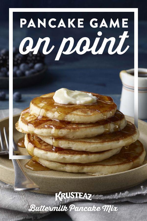Award Winning Krusteaz Buttermilk Pancake Quick Keto Breakfast Diabetic Breakfast Recipes Breakfast