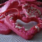 Valentine Cookie Necklaces