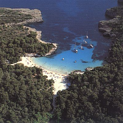 Cala Turqueta Menorca - Bing Imatges