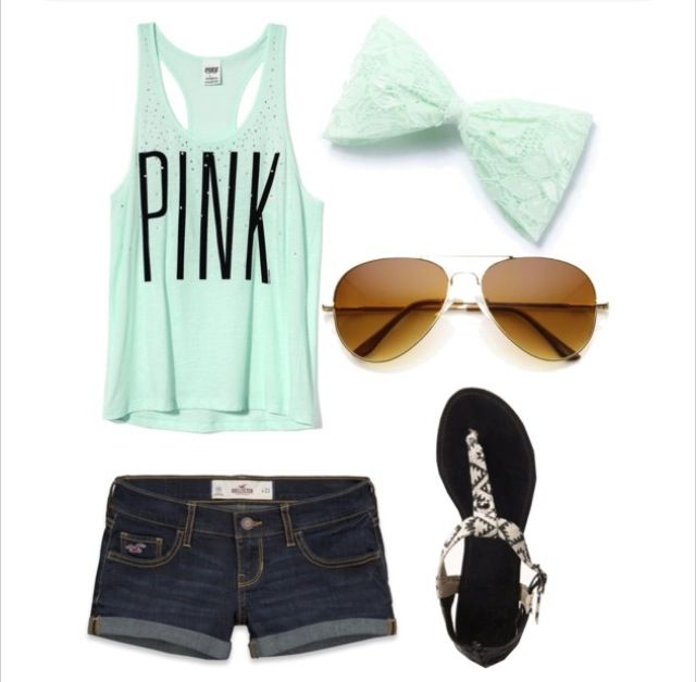 PINK Outfit!