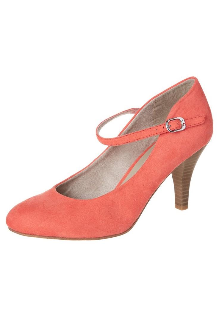 Tamaris - Klassieke pumps - Oranje