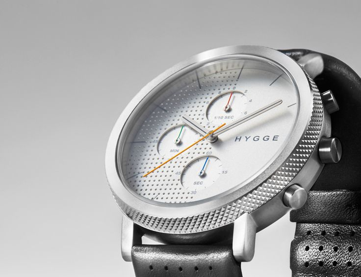 HYGGE Watches - When the essence of Scandinavian design meets the finest Japanese quality