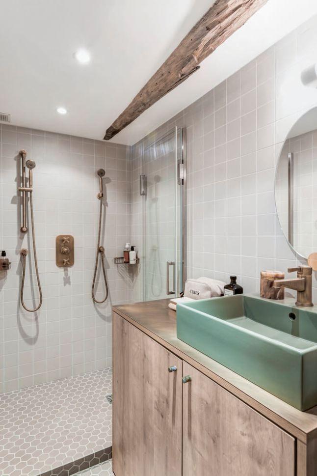 131 best Bathrooms images on Pinterest | Bathroom ideas, Half ...