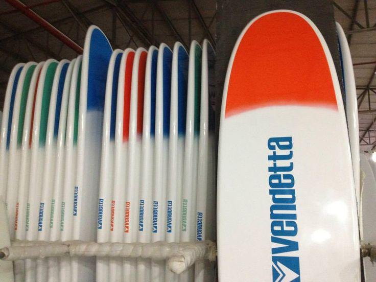 Vendetta SUP Standup Paddle Boards Surf