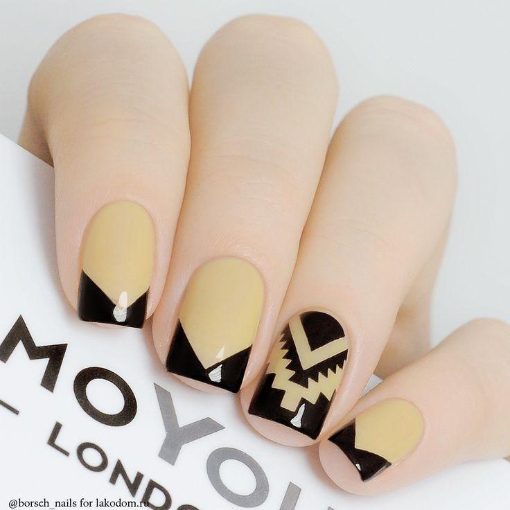 Пластина для стемпинга MoYou London Holy Shapes 13 - купить с доставкой по Москве, CПб и всей России.