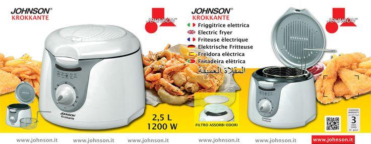 Johnson Krokkante Box