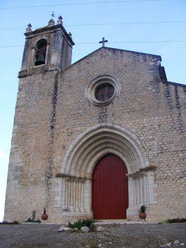 Igreja São João Evangelista do Alfange, Santarém, Portugal