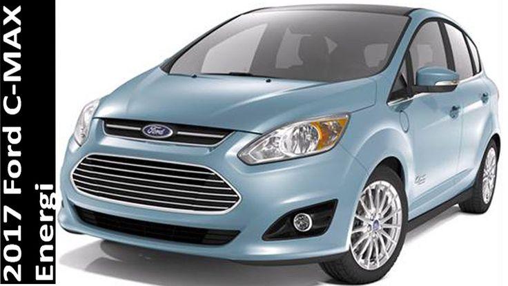 2017 Ford C-MAX Energi - In depth Review 2017 Ford C-MAX Energi