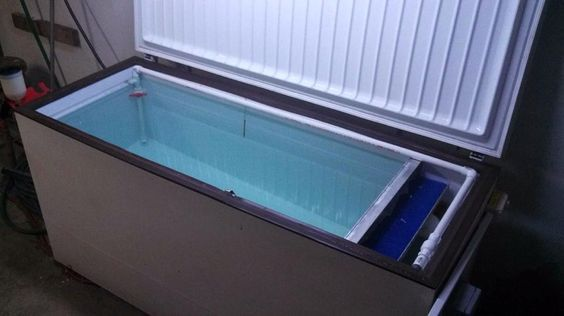 Dip Tank (From a chest freezer) | Hydro Dipping | Pinterest ...