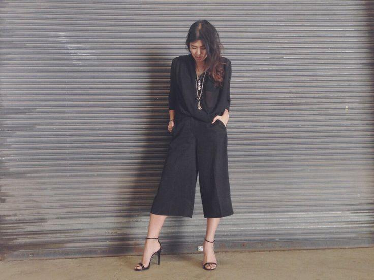 Blog Post : Culottes