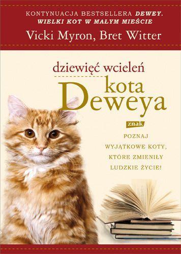 Dziewięć wcieleń kota Deweya, Vicki Myron, Bret Witter (Filia 5 )